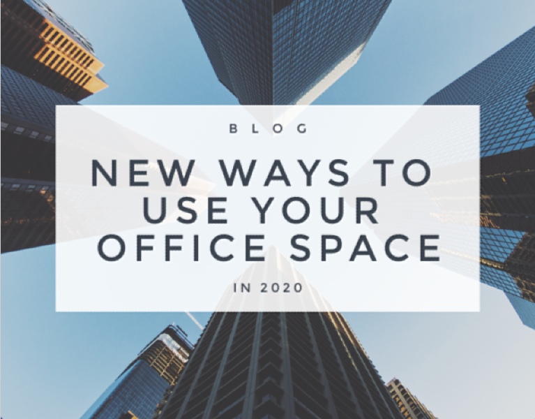 New ways to use your office space