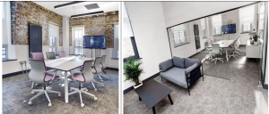 Thinking big about smaller offices: meeting rooms